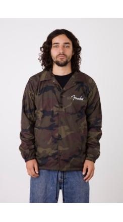 Fender® Camo Coaches Jacket - Camo