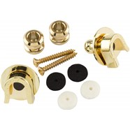 Fender Strap Locks - Gold