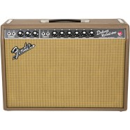 "'65 Deluxe Reverb® ""Fudge Brownie"" - Brown and Wheat"