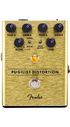Pugilist Distortion Pedal -