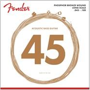8060 Phosphor Bronze Acoustic Bass Strings - Long Scale -