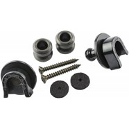 Security Strap Locks - Black
