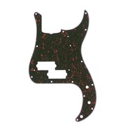 13-Hole '60s Vintage-Style Precision Bass® Pickguards - Tortoise Shell