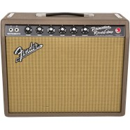 "'65 Princeton® Reverb ""Fudge Brownie"" - Brown and Wheat"