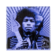 "Fender® Jimi Hendrix® Collection ""Kiss the Sky"" Magnet -"