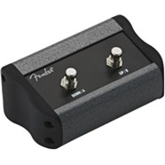 2-Button Programmable Footswitch: Mustang™ Series Amps -