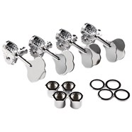 Deluxe F Stamp Bass Tuning Machines -