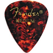 351 Shape Classic Picks - 12 Count - Tortoise Shell