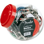 "6"" California Series Cables- Bowl of 20 Assorted -"