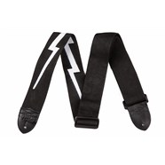 Fender® Nylon Lightning Bolt Strap -