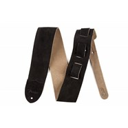 Fender® Suede Strap - Black