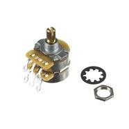 Dual 500K/250K Split Shaft Potentiometer -