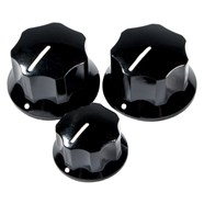 Pure Vintage '60s Jazz Bass Knobs -