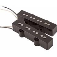 Custom Shop Custom '60s Jazz Bass Pickups - Black