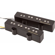 Vintage Noiseless™ Jazz Bass Pickups - Black