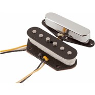 Custom Shop Texas Special™ Tele® Pickups - Nickel