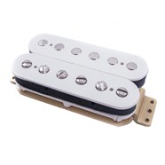 Twin Head Vintage Humbucking Pickups - Parchment