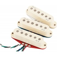 Fender N3 Noiseless™ Strat® Pickups - White