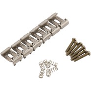 Road Worn® Strat® Bridge Section Kit -
