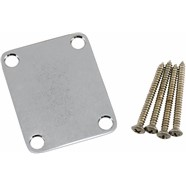 Road Worn® Guitar Neck Plate, w/Hardware -