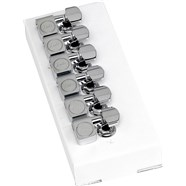 American Professional Staggered Stratocaster®/Telecaster® Tuning Machines - Chrome