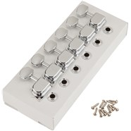 70s F Style Stratocaster®-Telecaster® Tuning Machines (Left-Hand) -
