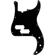 13-Hole Multi-Ply Modern-Style Precision Bass® Pickguards - Black
