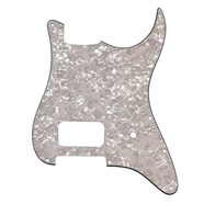 11-Hole Modern-Style Stratocaster® Single Humbucking Pickguards -