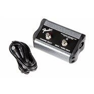 2-Button 3-Function Footswitch: Channel-Gain-More Gain -