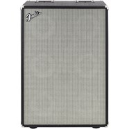 Bassman® 610 Neo Enclosure - Black and Silver