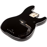 Precision Bass® Body (Vintage Bridge) - Black -