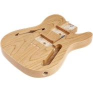 Thinline Telecaster® HH Body (Vintage Bridge) - Natural -