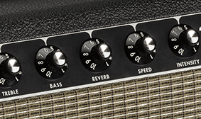 Classic Fender Reverb and Tremolo