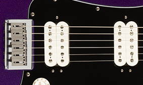 DUAL PLAYER SERIES HUMBUCKING PICKUPS