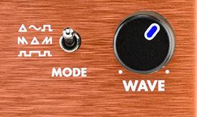 Wave controls
