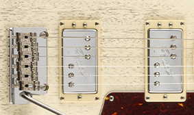PAF STYLE DOUBLETAP™ HUMBUCKING PICKUPS