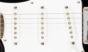Squier Single-Coil Stratocaster Pickups