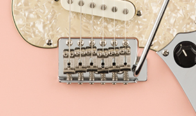 Vintage-Style Synchronized Tremolo Bridge