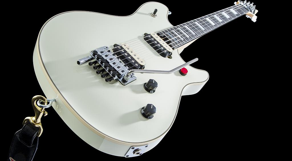 Wolfgang Wolfgang Usa Edward Van Halen Signature Ebony Fingerboard Ivory