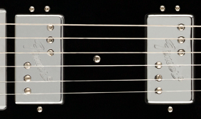 V-MOD II DOUBLE TAP™ HUMBUCKING PICKUPS