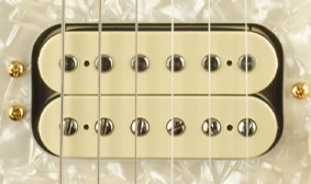 DOUBLE TAP HUMBUCKING PICKUP