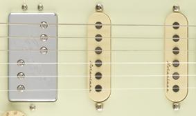 กีต้าร์ไฟฟ้า Fender Player Plus Stratocaster HSS
