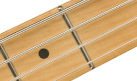 เบสไฟฟ้า Fender Player Plus Jazz Bass