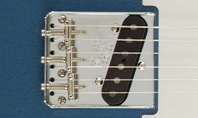 TIM SHAW-DESIGNED ESQUIRE PICKUP