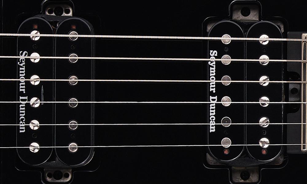 Seymour Duncan® JB™ TB-4 Bridge and Seymour Duncan Jazz SH-2N Neck Humbucking Pickups