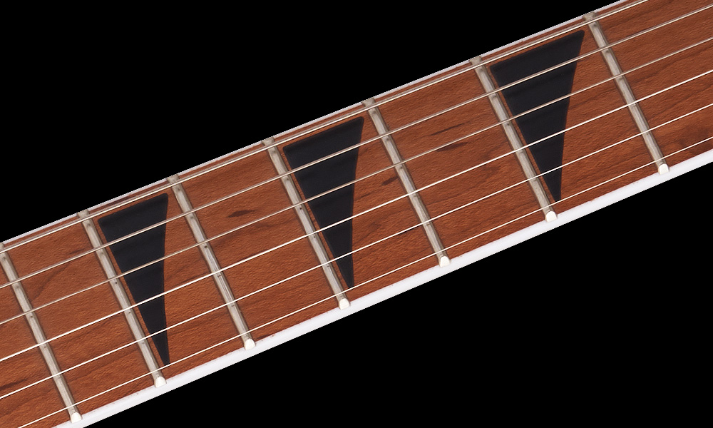 Caramelized Maple Neck and Fingerboard
