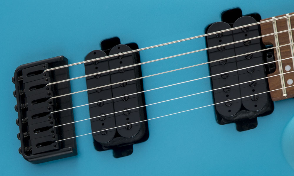 UNCOVERED DIRECT MOUNT MM1 HUMBUCKING PICKUPS