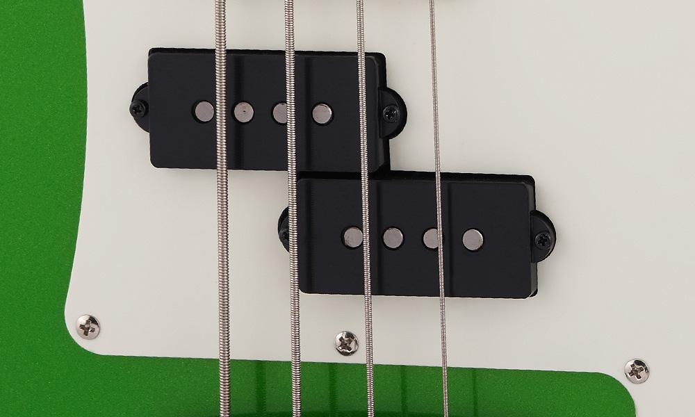 Jackson J-Style Bridge and Jackson P-Style Neck Pickups