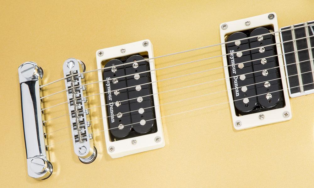 Monarkh :: Pro Series Monarkh SCG, Ebony Fingerboard, Gold