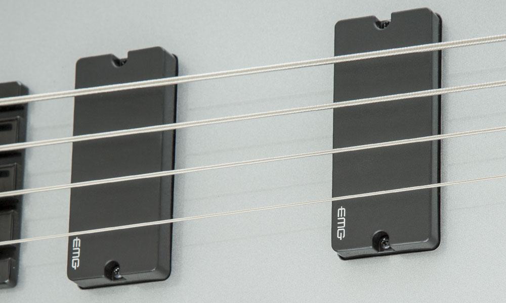 EMG® 35HZB/EMG® 35HZN Pickups (Active Three-Band EQ)